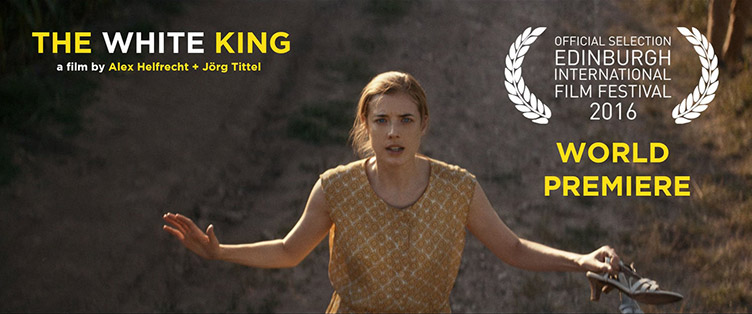 Watch The White King Teaser video